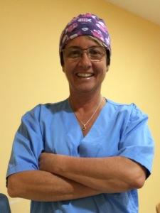 Doctora Victoria Scholz
